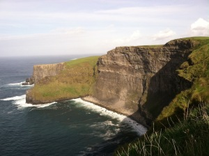 Cliffs of Moher by Anne H Campbell 2013